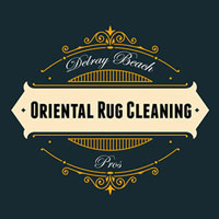 delray beach oriental rug cleaning pros logo